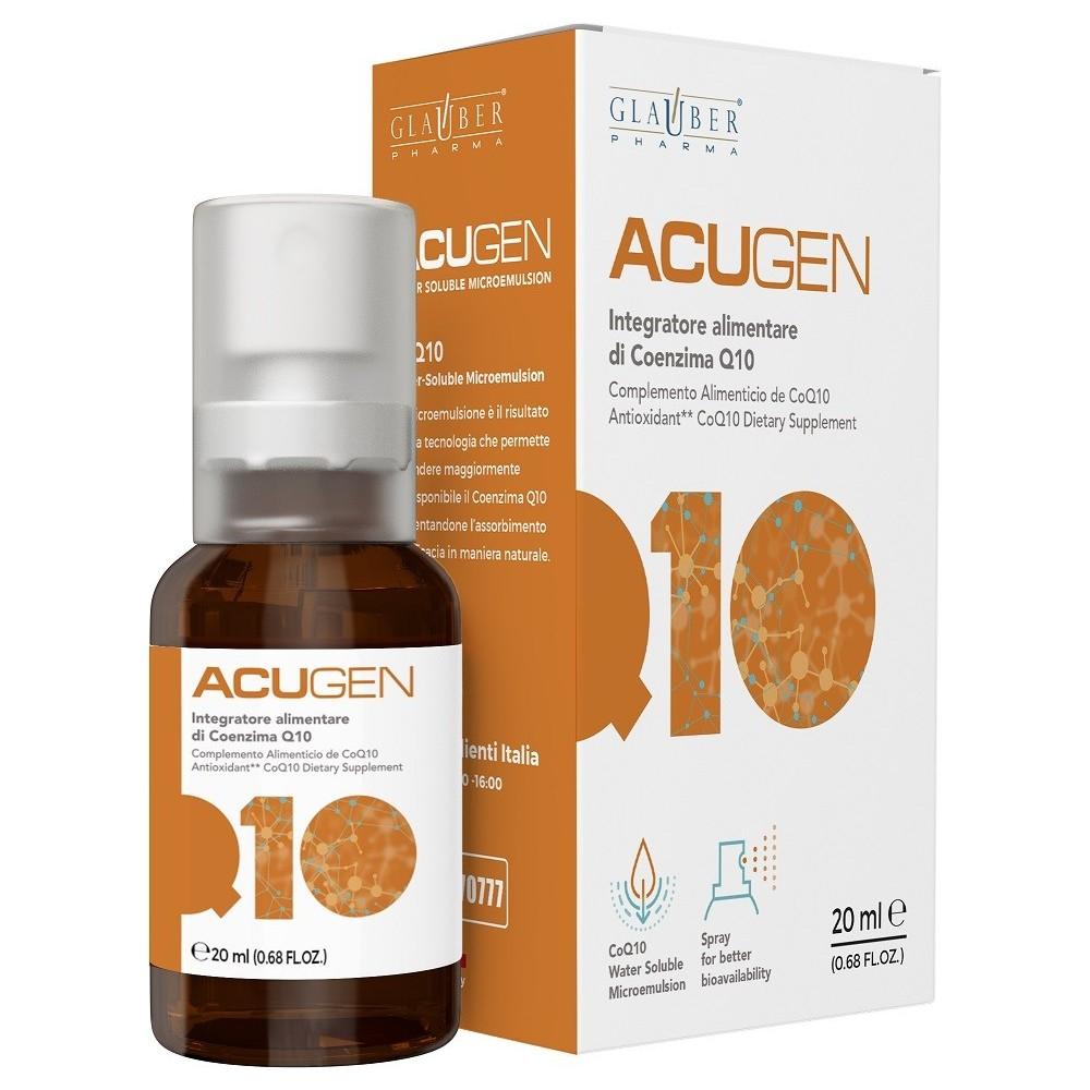 Forza Vitale Glauber Pharma Acugen Spray