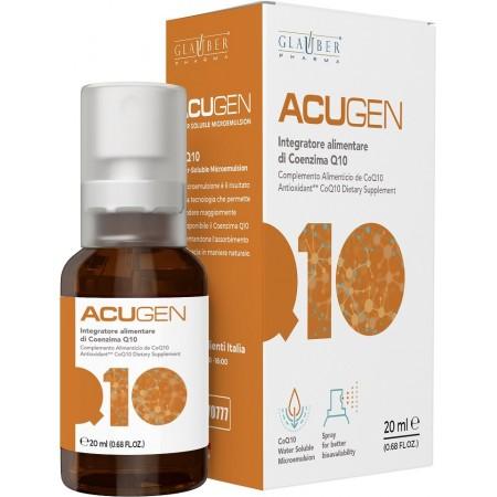 Forza Vitale Glauber Pharma Acugen Spray 20 ml Integratore alimentare Spray