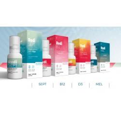 Forza Vitale Glauber Pharma Redi D 3 15 ml Integratore alimentare Spray
