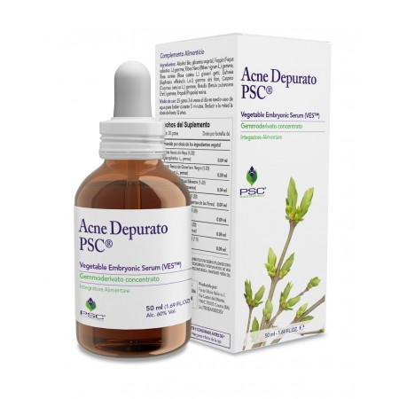 Forza Vitale Acne Depurato PSC Spray 50 ml Integratore alimentare Spray