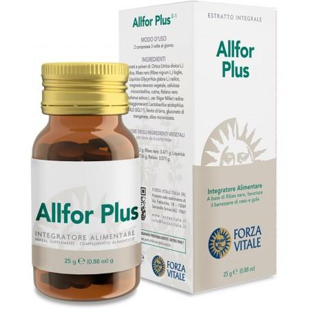 Forza Vitale Allfor-Plus 25 gr cpr Integratore alimentare
