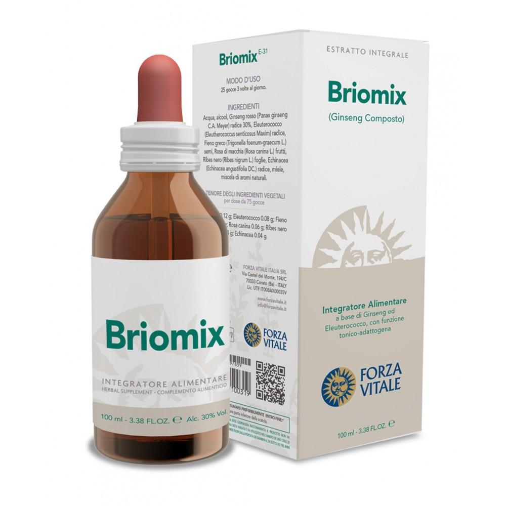 Forza Vitale Briomix 100 ml Integratore