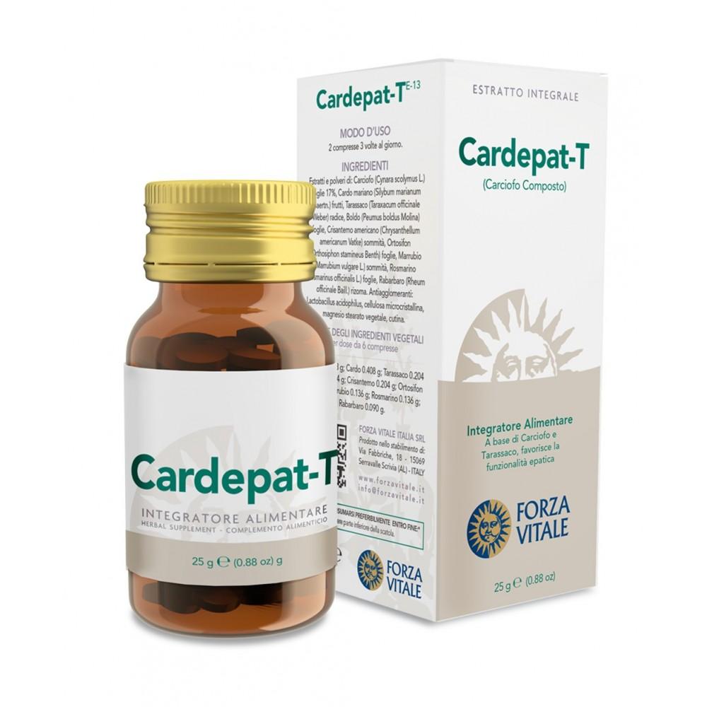 Forza Vitale Cardepat T 25 g Integratore