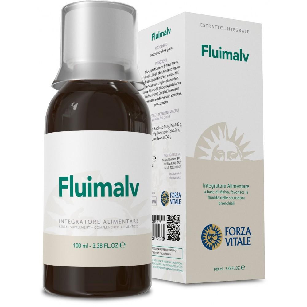 Forza Vitale Fluimalv 100 ml Integratore