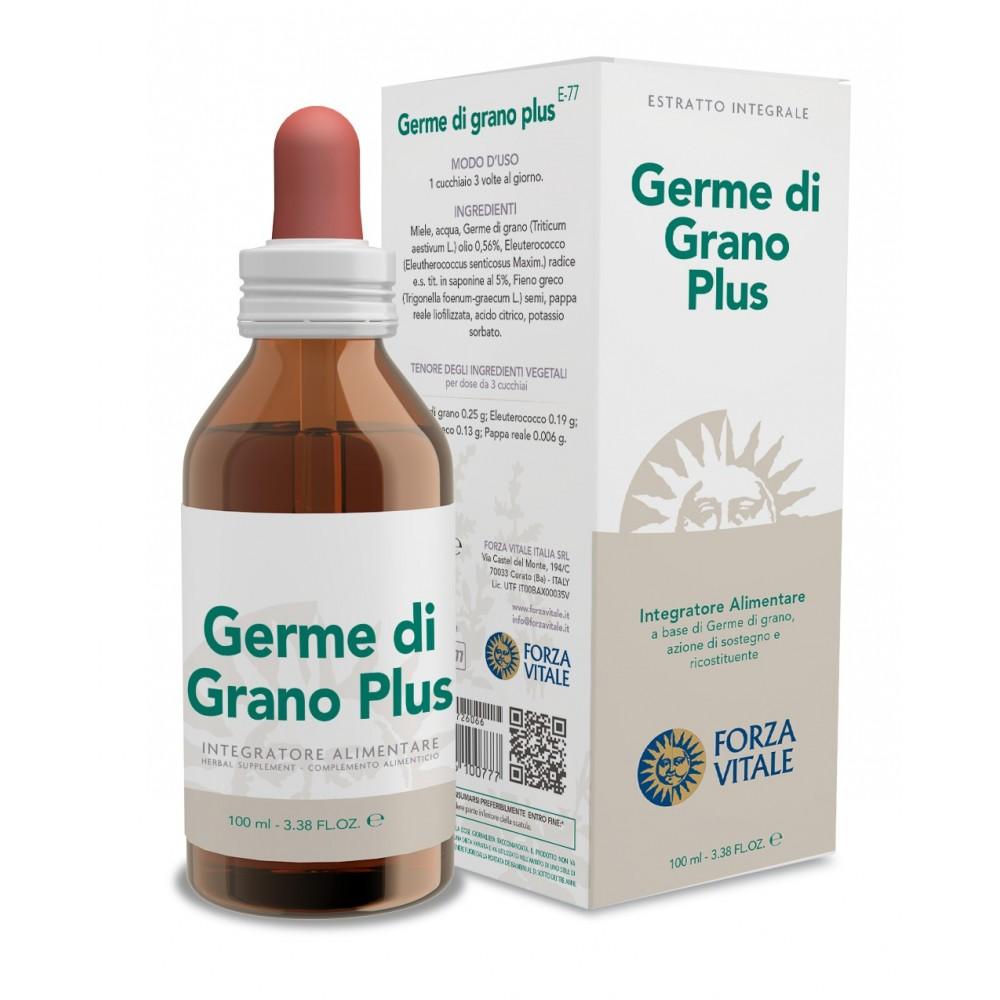 Forza Vitale Germe di Grano Plus 100 ml