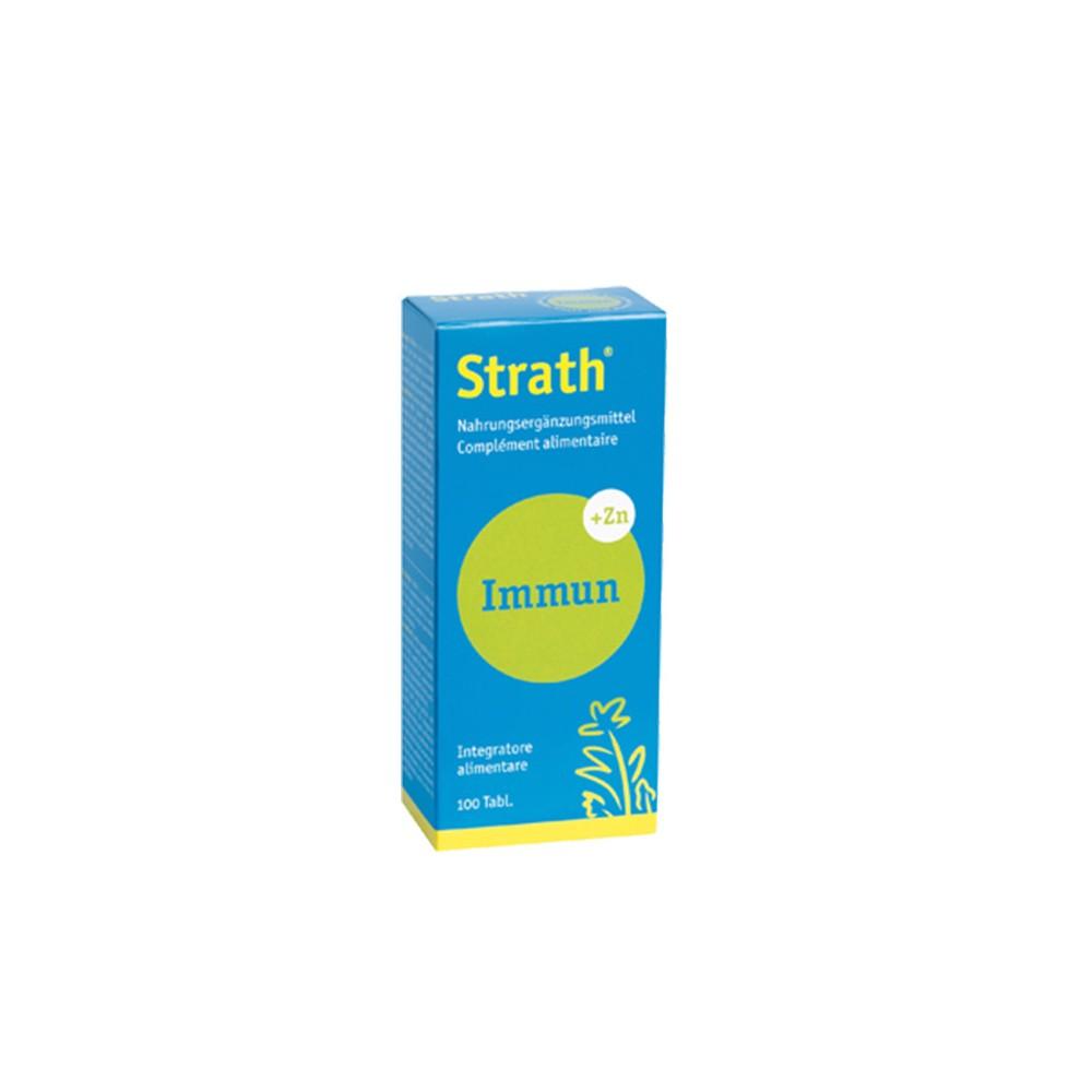 Lizofarm Strath Immun con zinco 100