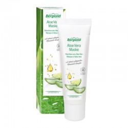 Maschera all'Aloe Vera 50 ml Bergland