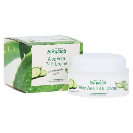 Crema Corpo Aloe Vera  24h 50 ml Bergland
