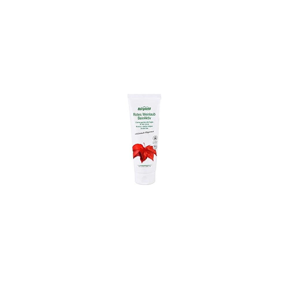 Crema corpo vite Rossa 100 ml Bergland