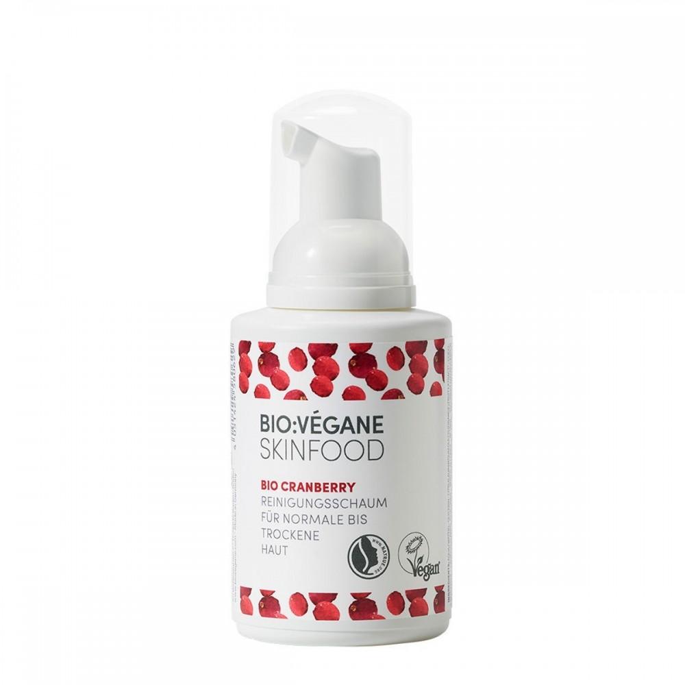 Schiuma Detergente Viso Bio Cranberry