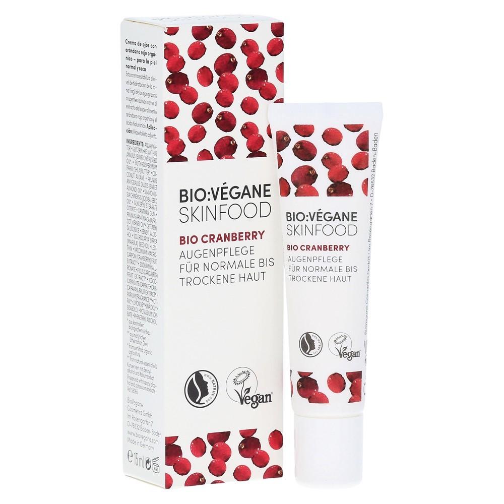 Contorno occhi Bio Cranberry 15 ml Bio